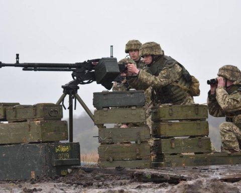 Бійці ЗСУ завдали потужного удару по бойовиках на Донбасі: момент потрапив на відео