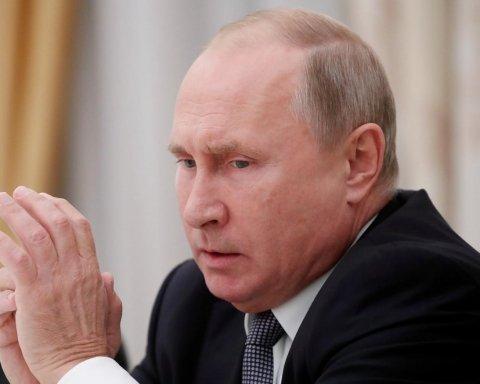Мира не будет: у Путина сделали громкое заявление о спорных территориях