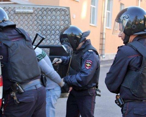 Путинские силовики задержали «украинского шпиона»: подробности