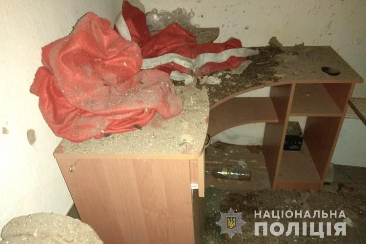 Под Тернополем взорвалась граната: пострадали пять человек