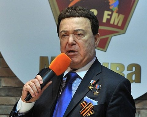 В Європі прийняли цікаве рішення щодо Кобзона: у мережі відповіли фото покійного Захарченка