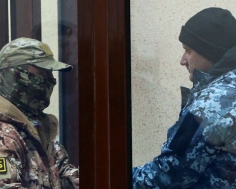 Суд над українськими моряками: ФСБ висунула скандальні умови