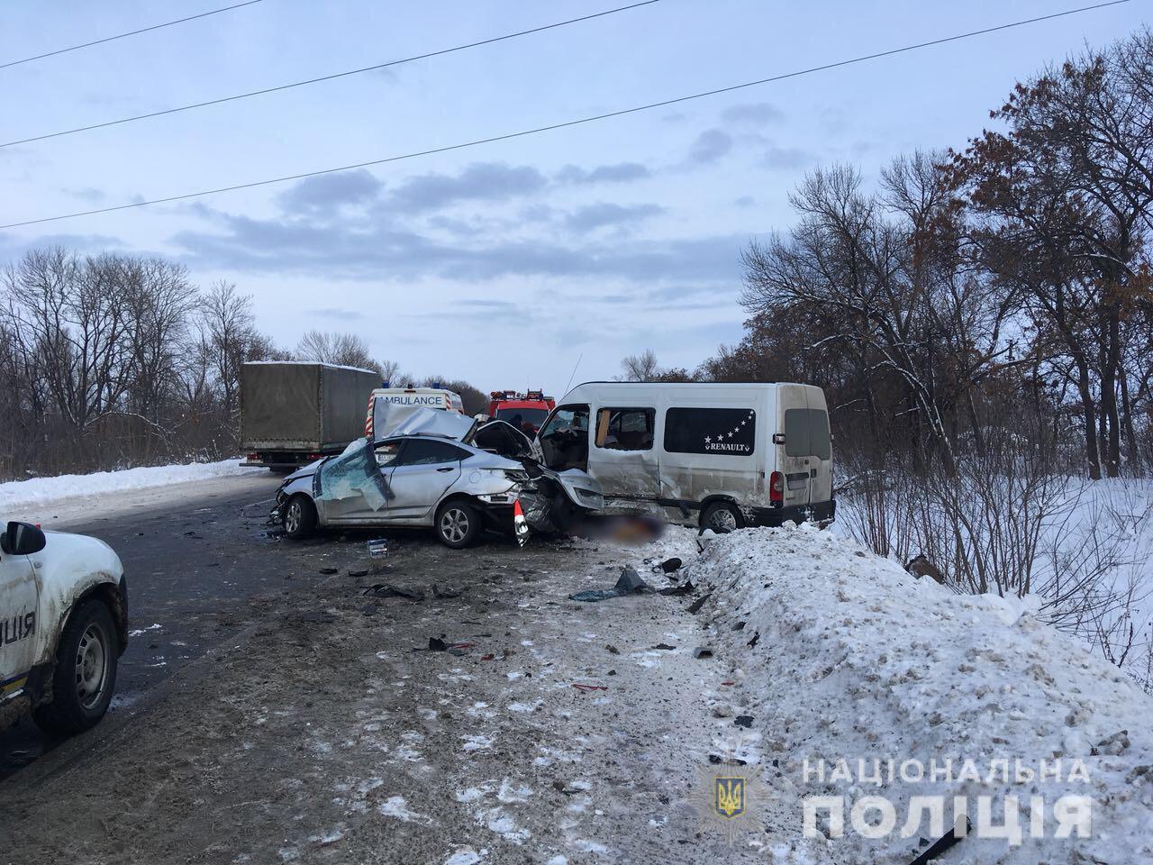 Много погибших и пострадавших: под Харьковом произошло смертельное ДТП