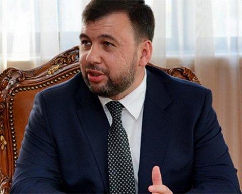 """У Донецьку тонко посміялися з ватажка """"ДНР"""""""