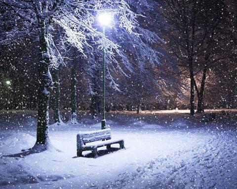 Завтра в Украине ударят морозы: синоптик дала холодный прогноз