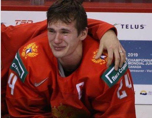 Російський хокеїст грубо образив американців та пошкодував про це: опубліковано відео