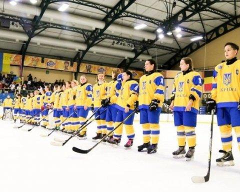 Сборная Украины по хоккею одержала важнейшую победу в истории: опубликовано видео