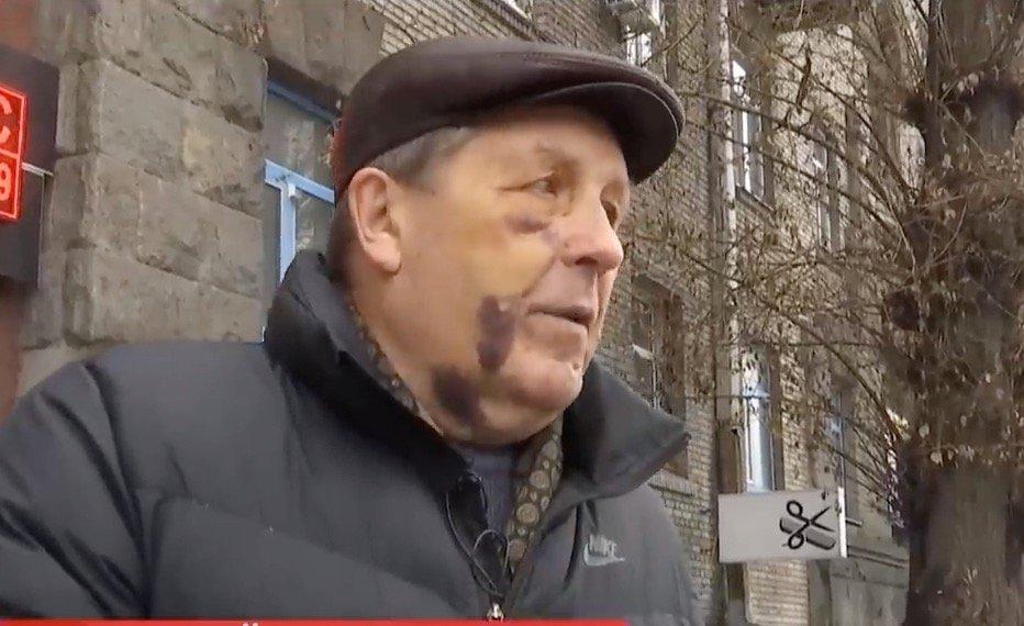 У Києві побили конструктора знаменитого літака, не обійшлося без поліції