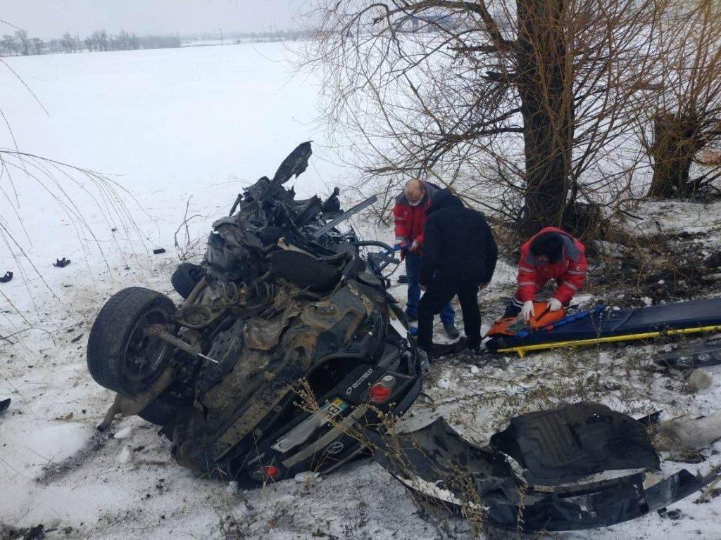Смертельна ДТП на Миколаївщині: з'явилися відео та нові подробиці трагедії