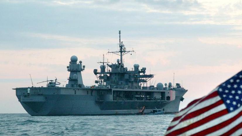 Росія пішла на нові різкі кроки щодо військових кораблів НАТО