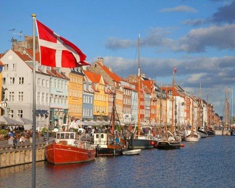 В Дании по неизвестным причинам задержали четырех украинцев: первые подробности