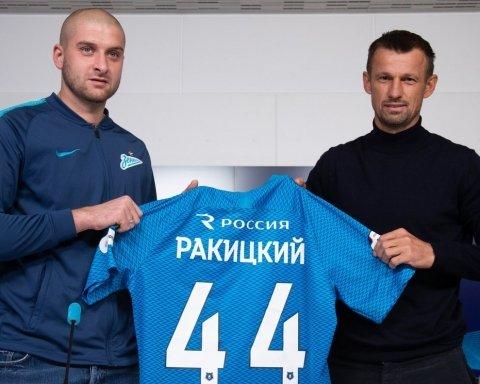 Футболіст збірної України у Росії похвалив рідне місто Путіна