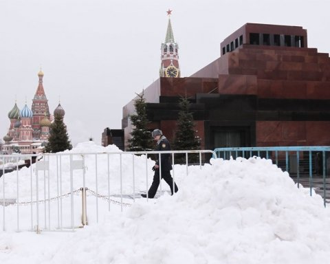Экс-главарь «ДНР» увидел в Москве позор