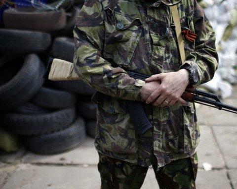 Війна на Донбасі: стало відомо про великі втрати бойовиків