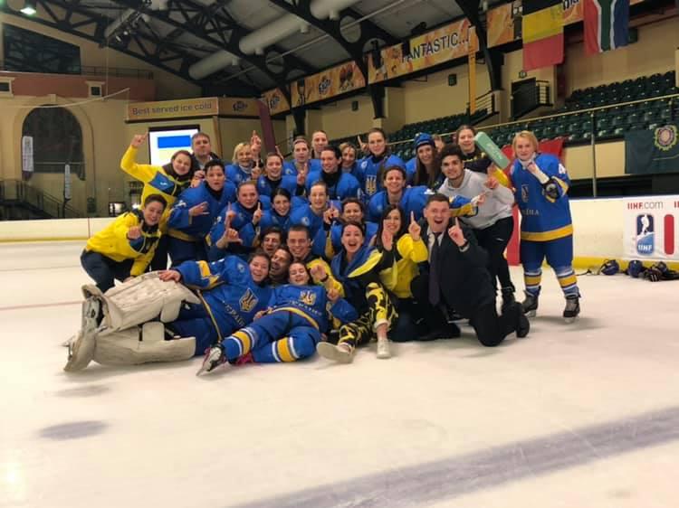 Збірна України з хокею завоювала путівку на чемпіонат світу: відео тріумфу