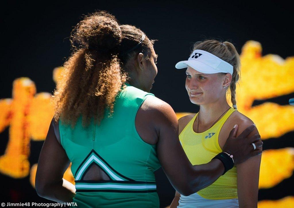 Ястремська дала бій семиразовій чемпіонці Australian Open та розплакалась: що було потім