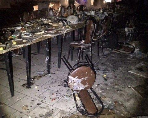 Взрыв на свадьбе в России: появились информация о погибшем и видео изнутри кафе