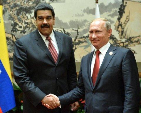 Есть три причины: в России рассказали, зачем Путин поддерживает диктатора в Венесуэле