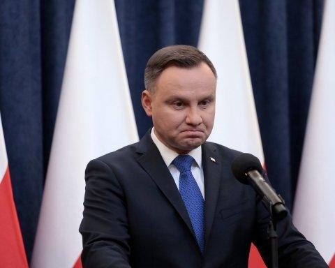 Дуда о Второй Мировой: какая же это победа, если Польша потеряла суверенитет