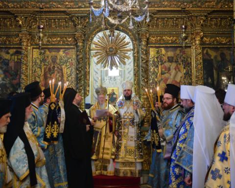 Томос для Украины: Варфоломей выступил с мощной речью