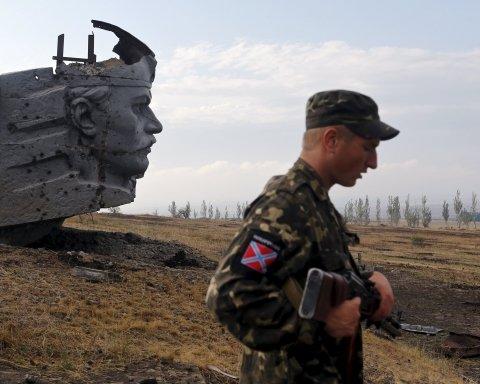 Гинуть щодня: бойовики зізналися у значних втратах на Донбасі