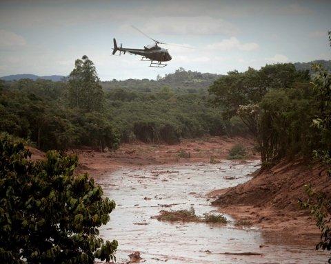 Прорив греблі в Бразилії: кількість загиблих різко зросла