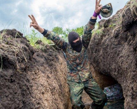Ни один обстрел не остался без ответа: у боевиков серьезные потери на Донбассе