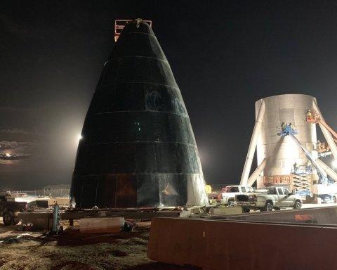 Как выглядит космический корабль, на котором люди полетят на Марс