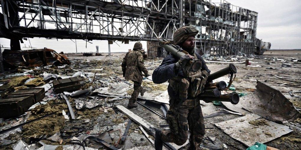 Річниця загибелі 50 бійців: у Києві вшанували пам'ять кіборгів Донецького аеропорта