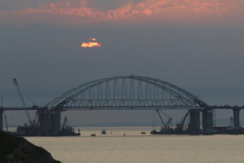 Это недопустимо: стало известно о серьезных проблемах с путинским мостом в Крым