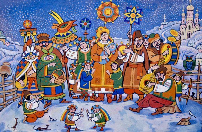 Красивые рождественские колядки для праздничного настроения