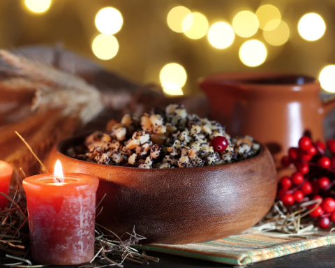 Справжня різдвяна кутя: класичний рецепт з фото і покроковим приготуванням