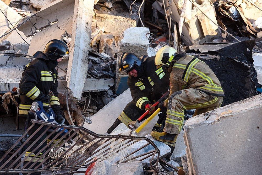 Смертельный обвал в Магнитогорске: найдены тела 37 погибших