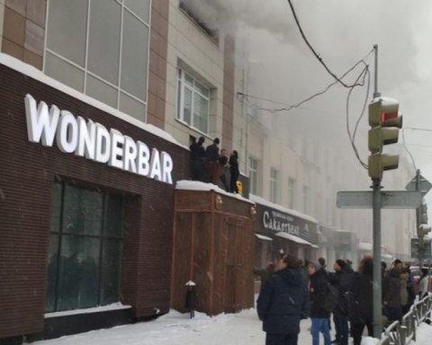 Люди выпрыгивали из окон: в РФ вспыхнул бизнес-центр