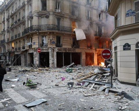 У Франції прогримів потужний вибух: перші подробиці, фото і відео з місця