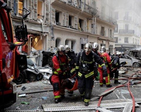 В европейском городе прогремел взрыв: фото, видео и первые подробности