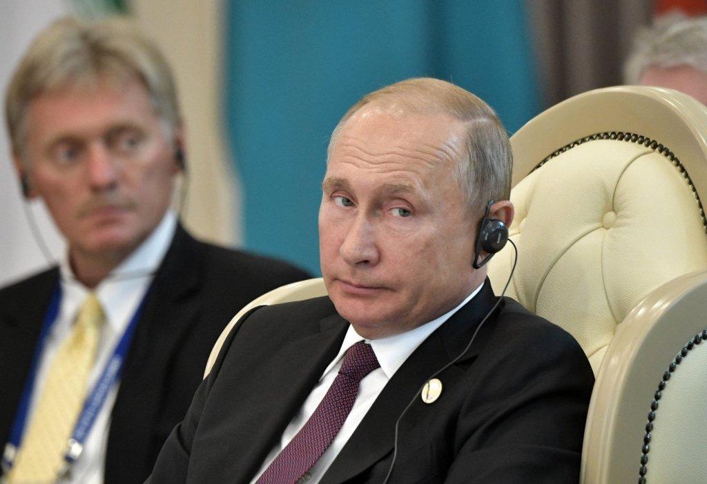 В Кремле заявили об «активных мерах», если Украину примут в НАТО