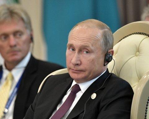 У Росії розгорається скандал через «могилу Путіна»