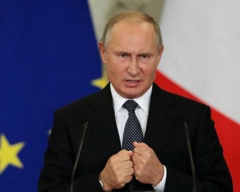 Путин, убирайся: в центре Европы прошла мощная акция в поддержку украинцев