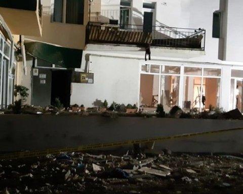 В Тбилиси прогремел взрыв газа, погибли люди: первые подробности и кадры