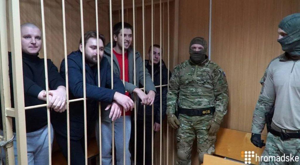 Російський суд вирішив долю всіх полонених українських моряків: деталі рішення