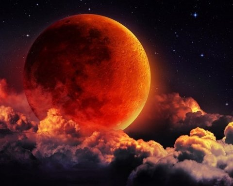 Місячне затемнення 2019: повне відео