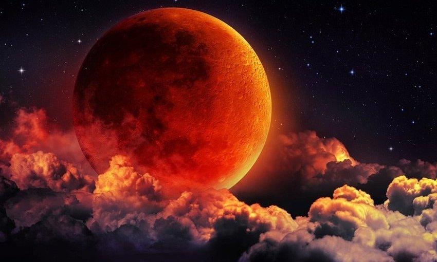 Місячне затемнення 2019: онлайн відео трансляція