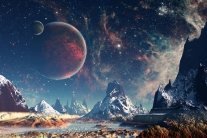 Астрономам удалось «засечь» рождение нового спутника другой планеты