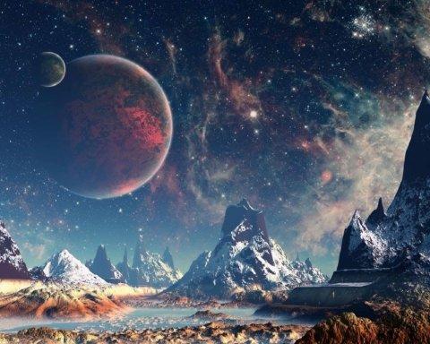 """Астрономам вдалось """"засікти"""" народження нового супутника іншої планети"""