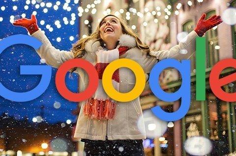 Веселых праздников: Google приготовил яркий рождественский дудл