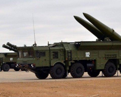 Россия разместила ракеты недалеко от границы Украины: появились фото из космоса