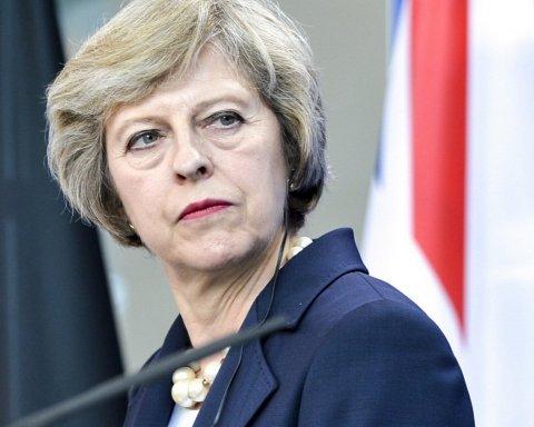 Недовіра уряду Мей: парламент Британії ухвалив рішення