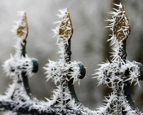 Сніг та мороз: синоптик попередила киян про жахливу погоду