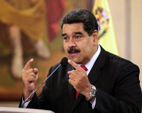 Революция в Венесуэле: появились плохие новости для Мадуро